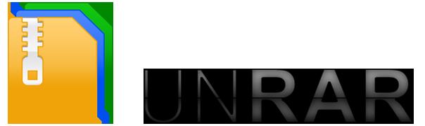 Zip & Unzip Files With Unrar